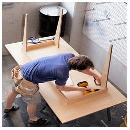 Сборка столов по низким ценам в Ярославле от специалистов