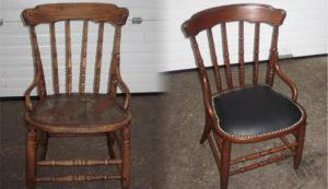 Перетяжка стульев на дому недорого в Ярославле