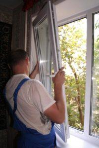 Замена створок пластиковых окон в Ярославле